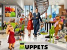 Póster coral horizontal de The Muppets