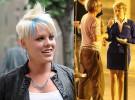 Cantantes y actrices: Pink prueba con Thanks for Sharing y Kylie Minogue ficha por Holly Motors