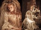 Helena Bonham Carter se transforma en la icónica Miss Havisham de la enésima Great Expectations