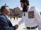 Tráiler de The Dictator, Sacha Baron Cohen vuelve a las andadas