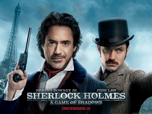 Robert Downey Jr. en Sherlock Holmes