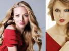 Taylor Swift y Amanda Seyfried, savia joven para Los Miserables