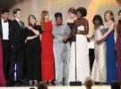 Ganadores de los SAG, los actores quedan prendados por Criadas y Señoras