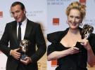 Ganadores de los premios BAFTA 2011, los británicos también quedan prendados con The Artist