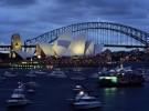 Russell Crowe, Alex Proyas, Anthony LaPaglia y Toni Collette dirigen su propio Sydney, I love you