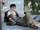 Primer vistazo a Daniel Radcliffe como Allen Ginsberg en Kill Your Darlings