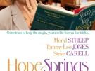 Tráiler de Hope Springs, sexo en la tercera edad con Meryl Streep y Tommy Lee Jones
