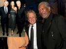 De Niro y Morgan Freeman acompañan a Michael Douglas en su Last Vegas