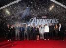 Los Vengadores camino a romper todos los récords de taquilla en el fin de semana de los 200 millones