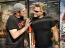 Kurt Russell y Sacha Baron Cohen plantan a Tarantino