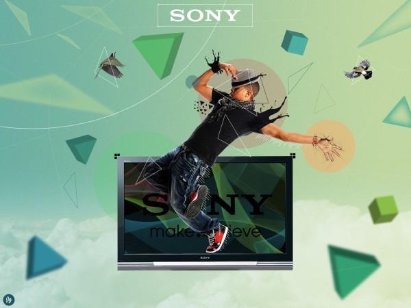 Sony LED