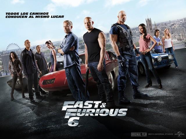 Fast & Furious 6: vídeo del rodaje en Tenerife