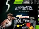 Viaja a Hollywood con la edición limitada de chicles Five Lobezno inmortal