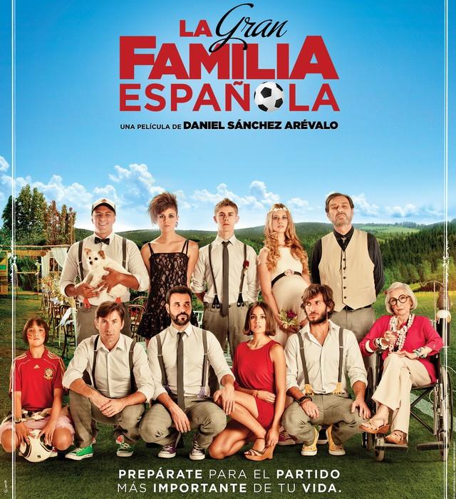 Estreno de la semana: La Gran Familia Española