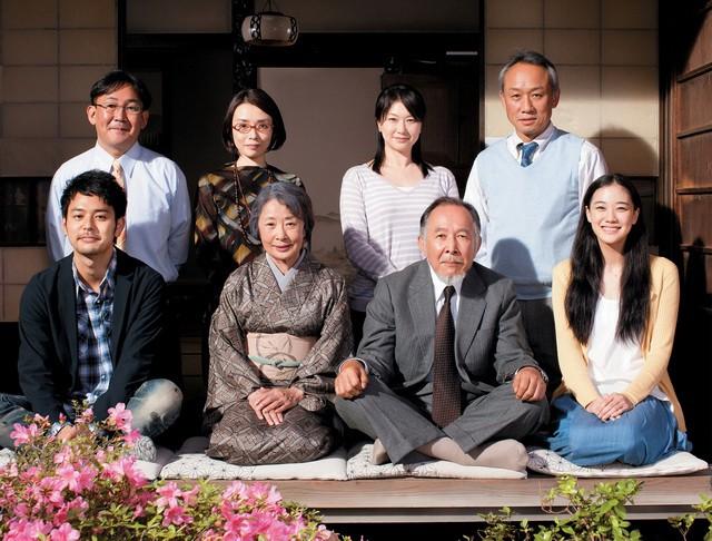 Una familia de Tokio, una historia real y muy bien contada