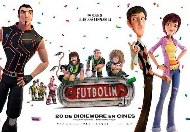 Estreno: Futbolín