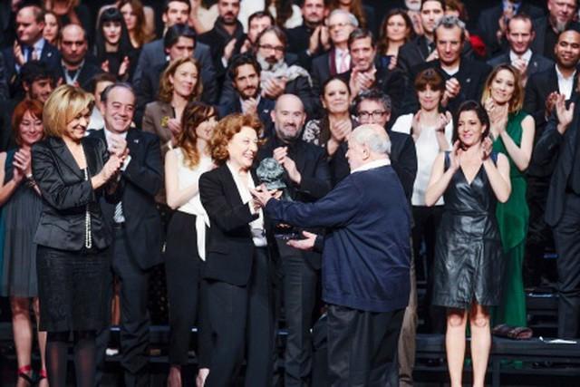 Todos los nominados a los Premios Goya 2014
