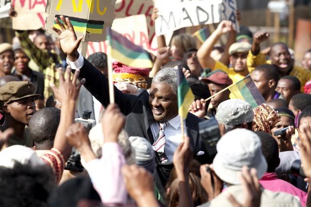 Mandela ¿hombre o mito?