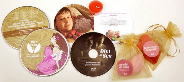 Diet of Sex, divertida comedia sexual española para regalar