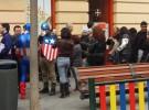 Evento fan Capitán América