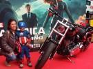 Evento fan Capitán América (5)