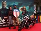 Evento fan Capitán América (6)