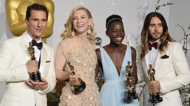 Y el ganador de los Oscar 2014 es... 12 años de esclavitud