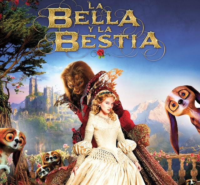 La Bella y la Bestia, hechizados pero no encantados