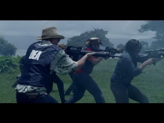 Hyena´s Blood: intenso cortometraje sobre la guerra contra la droga