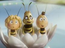 La abeja Maya: amistad y corazón