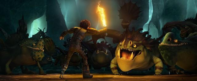 Cómo entrenar a tu dragón 2. Alma de dragón