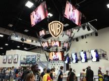 Warner presenta todas sus novedades en la Comic-Con