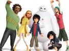 Big Hero 6: Tráiler de la nueva película de Disney y Marvel