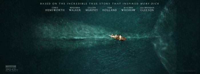 In the heart of the sea Banner
