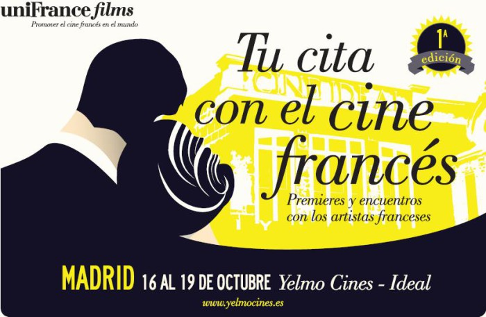 El cine francés llega a Madrid, Barcelona y Sevilla