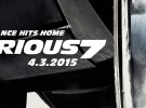 Tráiler en español de Furious 7: Vuelven los chicos