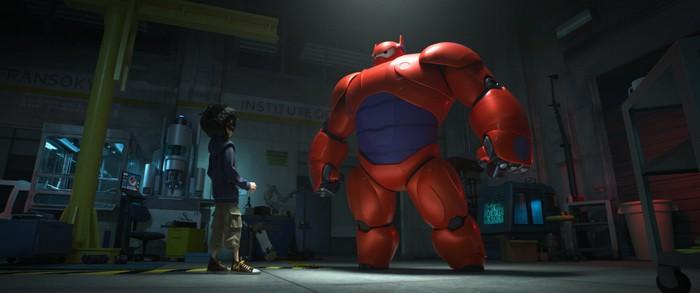 Big hero 6. Disney lo vuelve a lograr