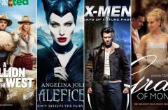 Las películas de 2014: ¿Has visto todas las que repasa este vídeo?