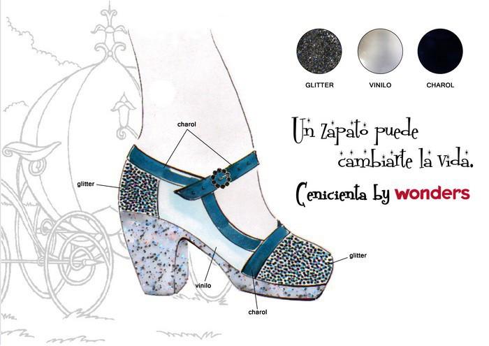 """Disney presenta la exposición """"Los zapatos de Cenicienta"""""""
