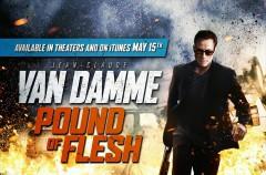 Pound of Flesh, el regreso de Van Damme presenta su tráiler