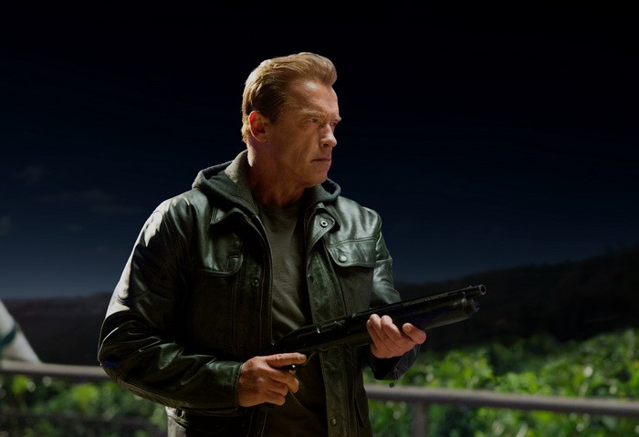 Tráiler de Terminator Génesis