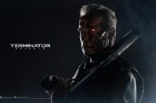 """Terminator Génesis: Un vídeo sobre el papel de Arnold Schwarzenegger como """"El Guardián"""""""