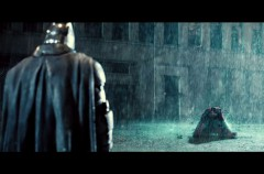 Primer tráiler e imágenes de Batman vs Superman Dawn of Justice