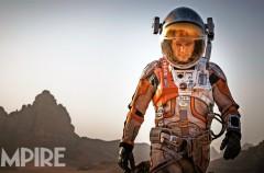The Martian: Primeras imágenes de la película marciana de Ridley Scott