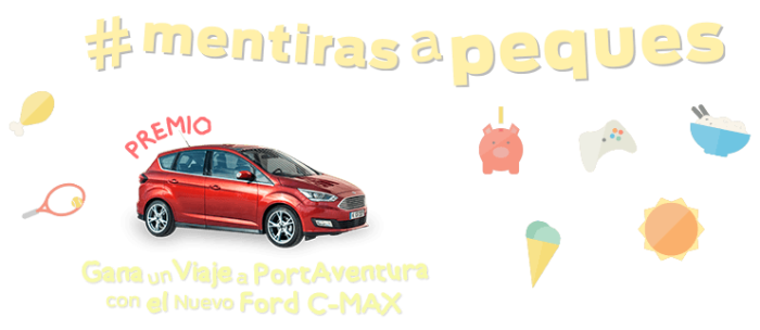 Ford Mentiras Peques
