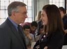 The Intern, tráiler de la película de Robert De Niro a las órdenes de Anne Hathaway