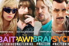 Masterminds, la alocada comedia con Zach Galifianakis, presenta un nuevo tráiler