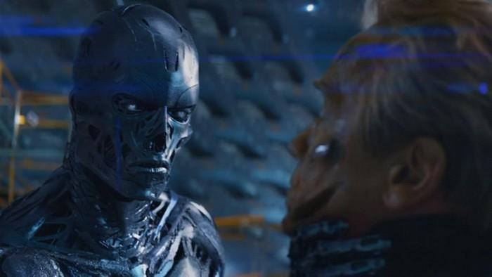 Terminator: Génesis. Vuelve y reinicia