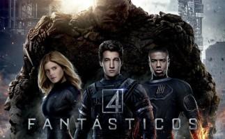 Los 4 Fantásticos: esta no es mi familia