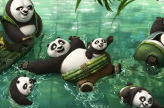 Kung Fu Panda 3 parodia a Star Wars en este nuevo tráiler